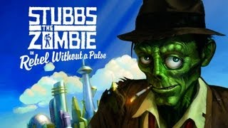 Stubbs the Zombie Movie All Cutscenes and Gameplay PC Max Settings 1080p