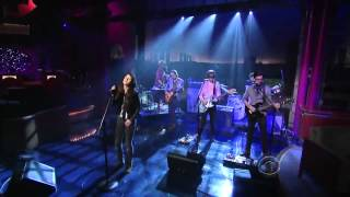 Charlotte Gainsbourg: Trick Pony Live on L e t t e r m a n (01/22/2010)