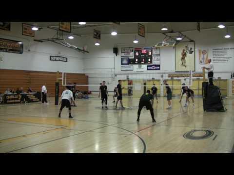 Cabrillo HS vs Laguna Blanca Boys Volleyball 2017