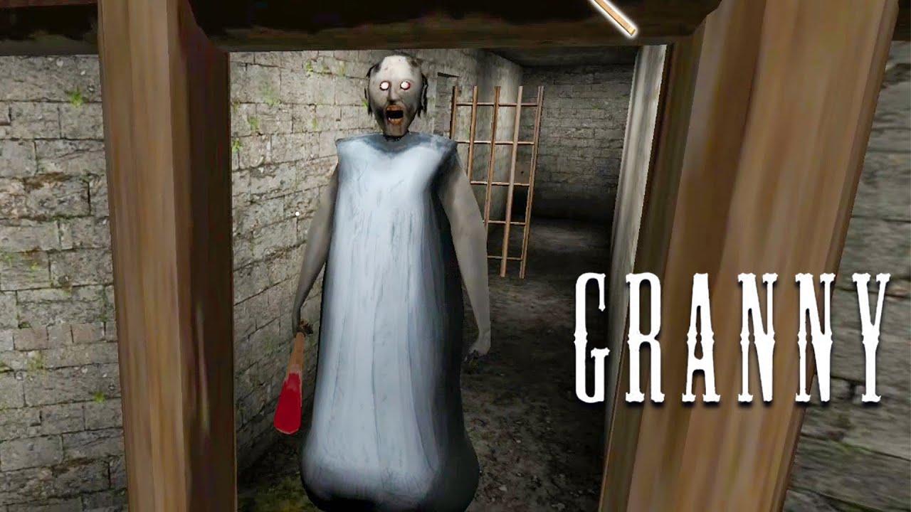 Granny 3 In Easy Mode Full Gameplay