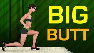 Big Butt Workout Challenge: 100 Squats 100 Donkey Kicks 50 Lunges