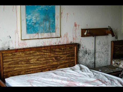 4K Video! Exploring Creepy Abandoned Days Inn Lafayette, Indiana