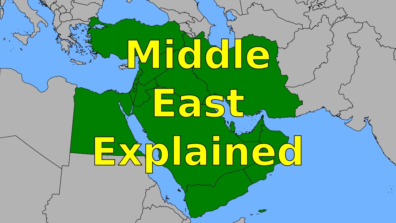 Middle East Map Before Ww2.Middle East Explained The Religions Languages And Ethnic Groups