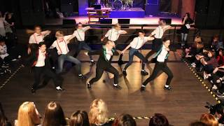 [STAGE] Kpop Cover Battle 2: EXO-CBX - Hey mama cover by SFVisit