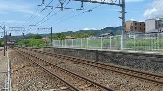 東京メトロ丸ノ内線2000系甲種輸送8862列車新所原通過