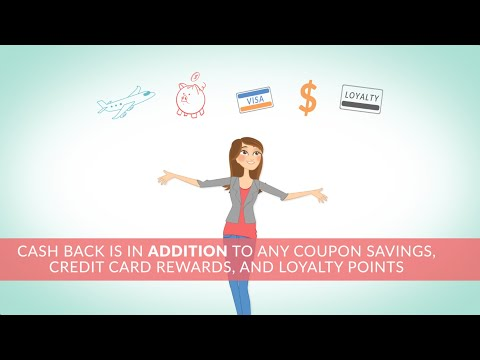 How Cash Back from CouponCabin.com Works