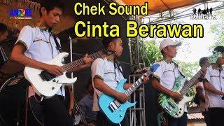 Chek Sound Cinta Berawan New Radesta 24 Juni 2019