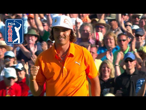 Rickie Fowler's Most Aggressive Shots On The PGA TOUR