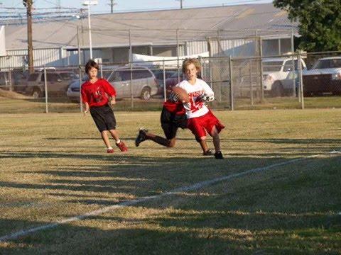 Morgan City Louisiana Flag Football 2010