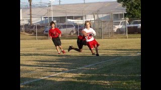 Morgan City Louisiana Flag Football 2010