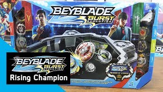 BEYBLADE BURST | Rising Champion Series: Episode 4 | Unboxing The New Ultimate Tournament Collection