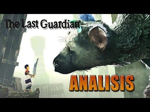 The Last Guardian - RESEÑA / ANÁLISIS
