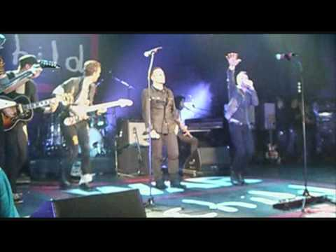 Coldplay, The Killers, Bono, Gary Barlow - All These Things. EDITED with good sound quality!