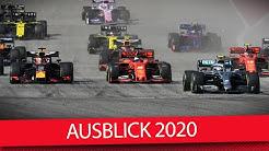 Formel 1 2020: Der große Saisonausblick (MSM F1 Show)
