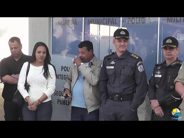 Prefeitura inaugura o DPO da Rasa