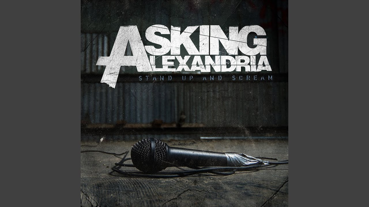 asking alexandria a candlelit dinner with inamorta