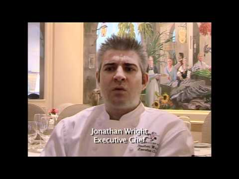 CHEFS OF THE GREAT HOTELS - New Orleans - Jonathan Wright