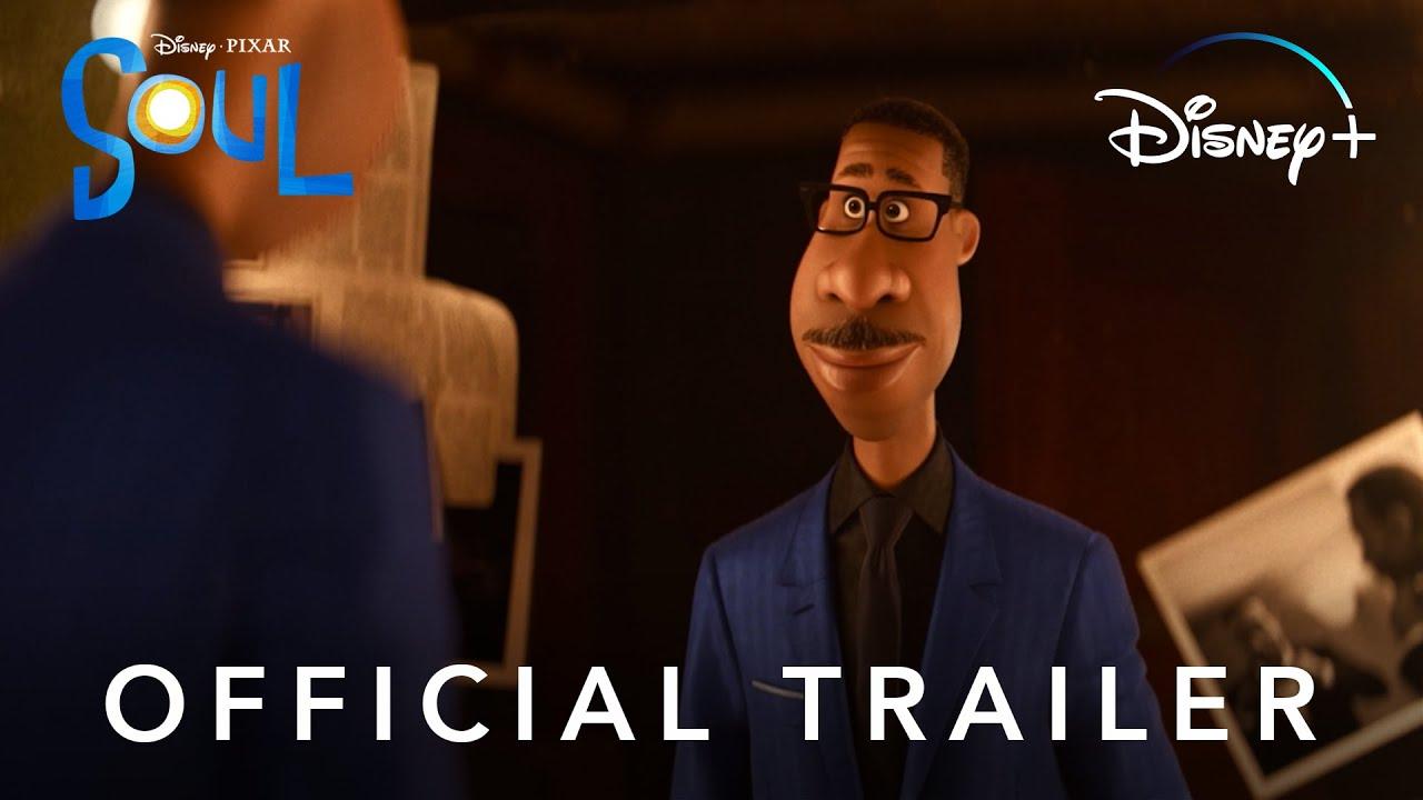 SOUL   Disney+ Trailer   Official Disney UK