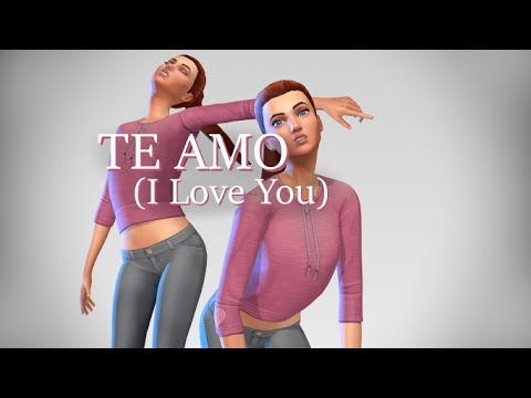 sims 4 te amo dance how to play