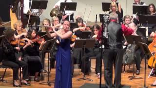 Emma Resmini: Ibert Flute Concerto - III. Allegro Scherzando
