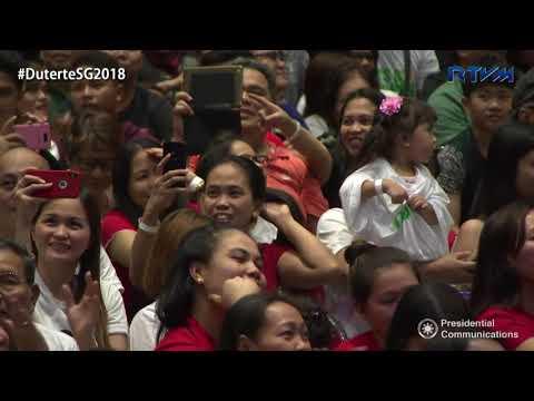 Filipino Community Event in Singapore