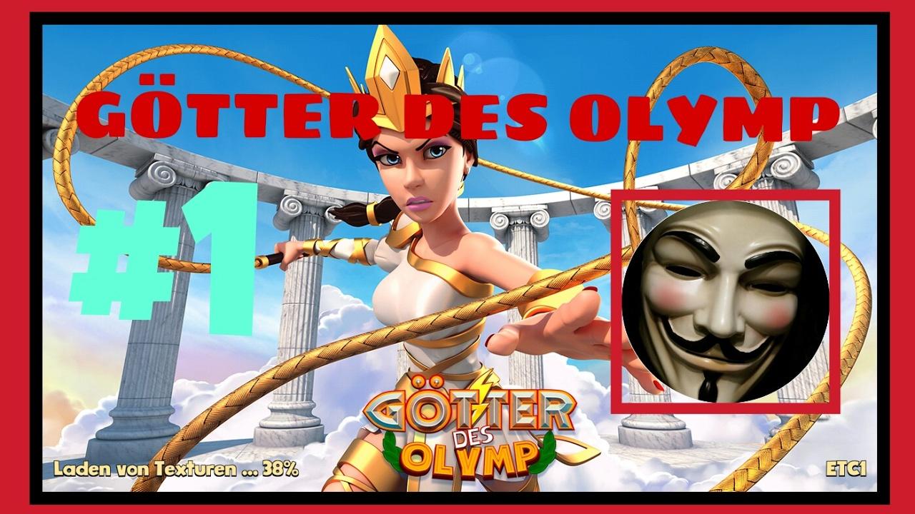 Tutorial Götter des Olymp - YouTube