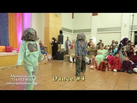 Bollywood Pakistani Mehndi Dance Performance (FIVE) | Ramsha & Shahzada