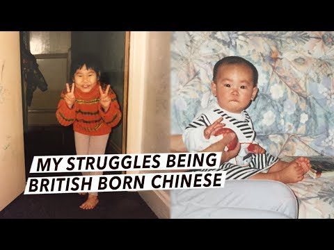 My Struggles Growing Up British-Born Chinese