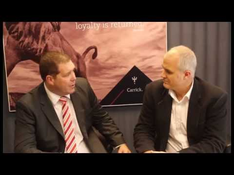 Investor Talk with Craig Featherby, Group Managing Director  at Carrick Wealth.