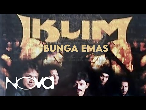 IKLIM - Bunga Emas (Official Lyric Video)
