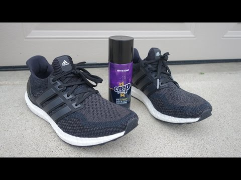 Making Ultra Boosts Waterproof (Crep Protect)
