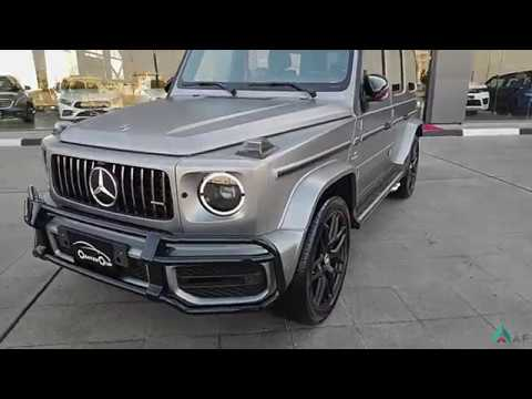MERCEDES BENZ G63 EDITION ONE 2019, Review And Sound (MAGNO MATT) 4K (2160P)