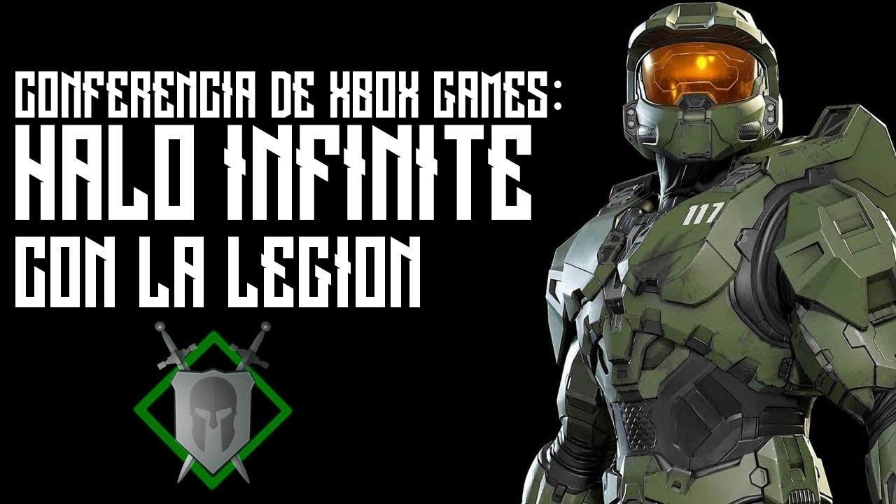 Conferencia de Xbox Games: Halo Infinite - Con la Legión