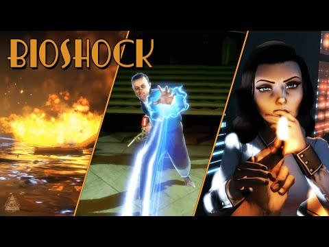 All Opening Scenes of Bioshock (incl. DLCs)