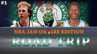 nba jam road trip 1 w tonypizzaguy and sma11z99   celtics vs kings ft larry bird and ray allen