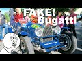 Another FAKE Bugatti ??