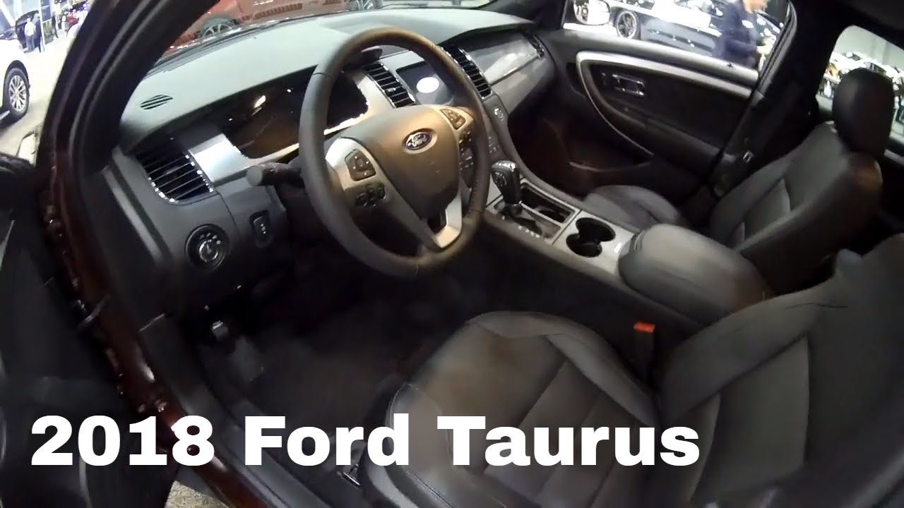 Research 2018                   FORD Taurus pictures, prices and reviews
