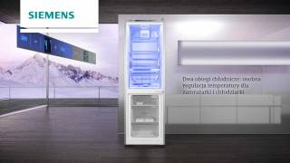 Chłodziarki A+++ marki Siemens