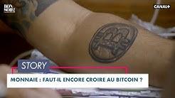 Monnaie : Faut-il encore croire au bitcoin ?  - Bonsoir ! du 23/02  – CANAL+