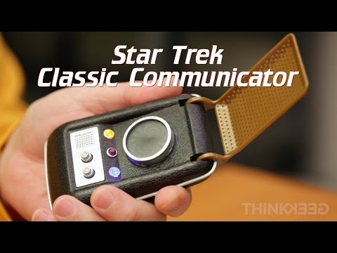 Star Trek Classic Communicator from ThinkGeek