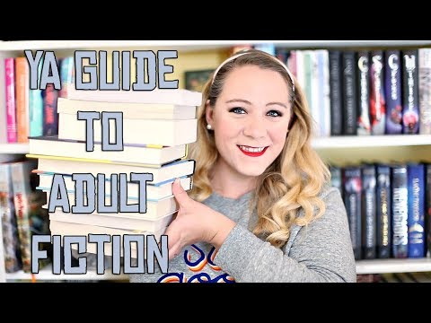 YOUNG ADULT GUIDE TO ADULT FICTION!!