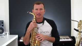 Harden My Heart Free Saxophone Lesson - learn how to play saxophone from Sax School