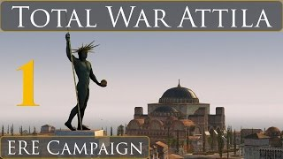 total War Attila East Roman Empire Part 2