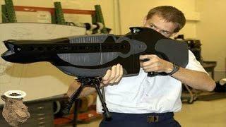 5 Armas De Ciencia Ficción Que Realmente Existen