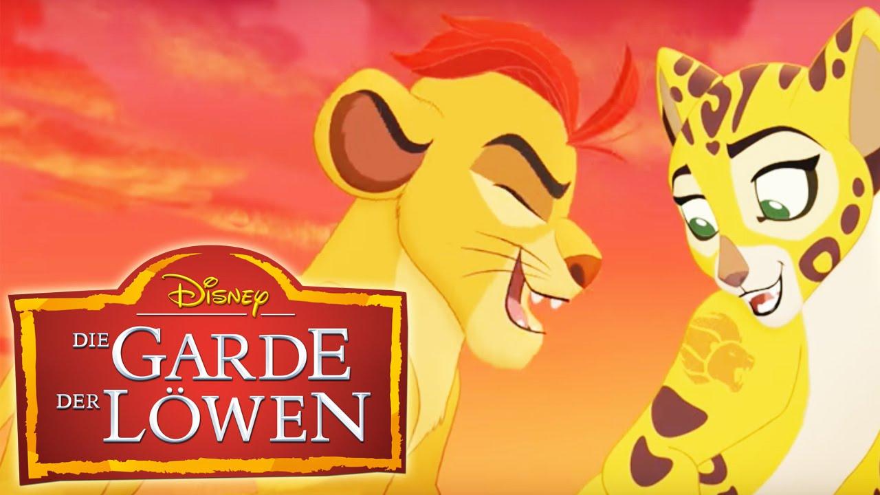 Die Garde Der Löwen Das Ist Fuli Auf Disney Junior