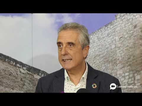 VÍDEO: Juan Pérez asume la presidencia del GDR de la Subbética