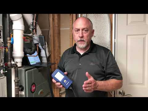 AccuTools BluFlame Combustion Analyzer Preview