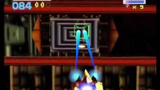 Star Fox 64 Guia Parte 4 Sector X (Camino Azul)