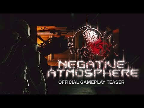 Negative Atmosphere has a scary, sweary new trailer | PC Gamer