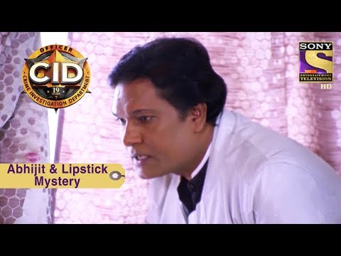 Your Favorite Character | Abhijit & Lipstick Mystery | CID